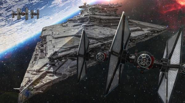 The Force Awakens: volver al pasado