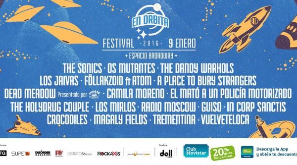 ¡Gana entradas para el festival En Órbita!