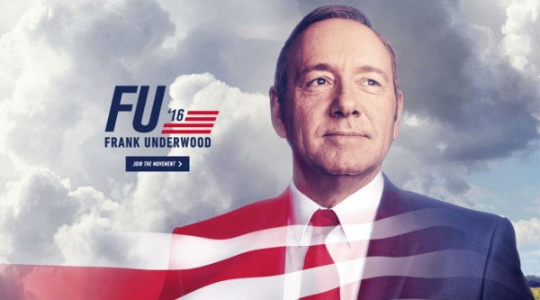 La cuarta temporada de House of Cards