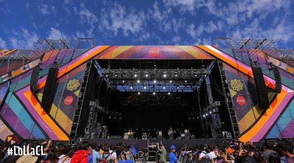 Lollapalooza Chile vende más de 100 mil entradas en sus primeras 7 horas