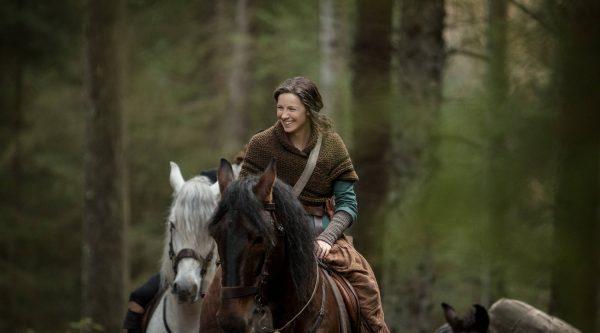 """Outlander: """"Las primeras temporadas Jamie y Claire no sabían donde iban a vivir"""""""