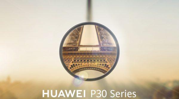 Huawei #RewriteTheRules desde París