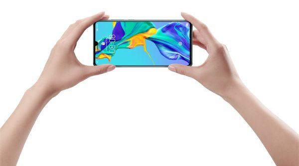Serie P30 de Huawei es reconocido por YouTube como la que ofrece mejor experiencia en video