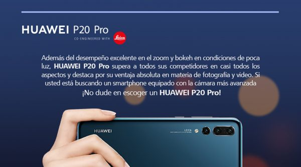 El HUAWEI P20 Pro sigue siendo el smartphone con la mejor cámara según DxOMark