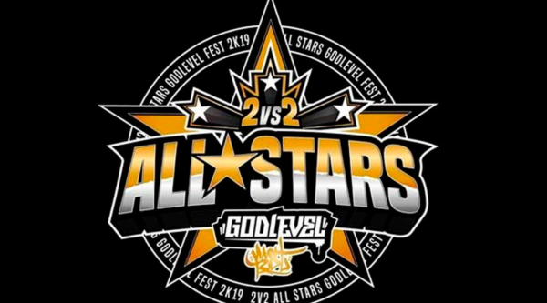 En vivo: God Level All Stars 2vs2 Perú 2019