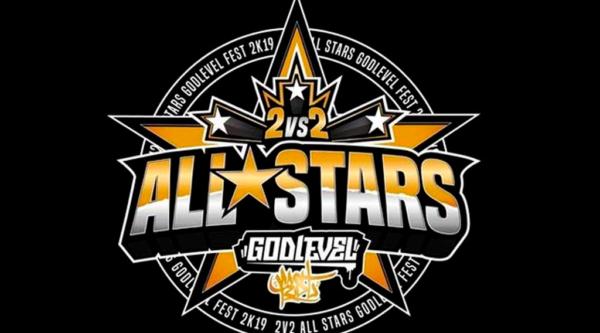 En vivo: God Level All Stars 2vs2 Perú 2019