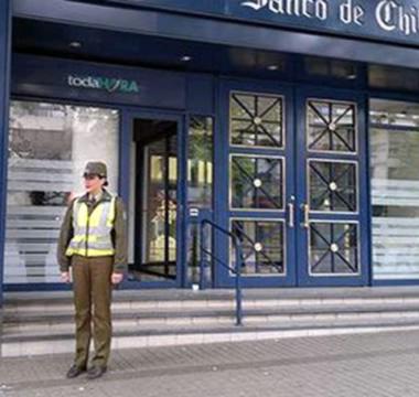 Idea rechazada de comercial para banco de Chile