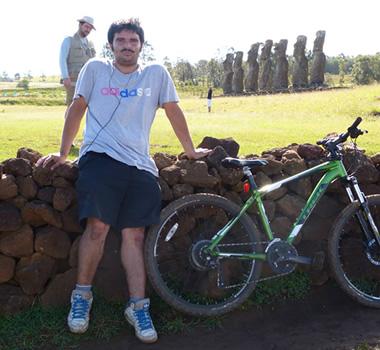 Las 3 peores ciclovías de Santiago según un nuevo ciclista