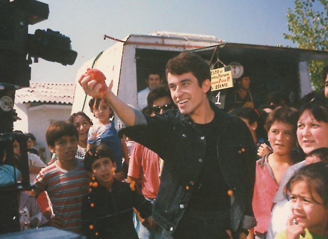 Treinta años de Jorge González