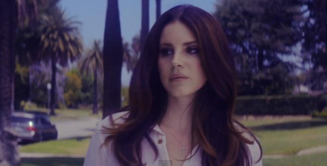 Sexy decadencia: el nuevo video de Lana Del Rey