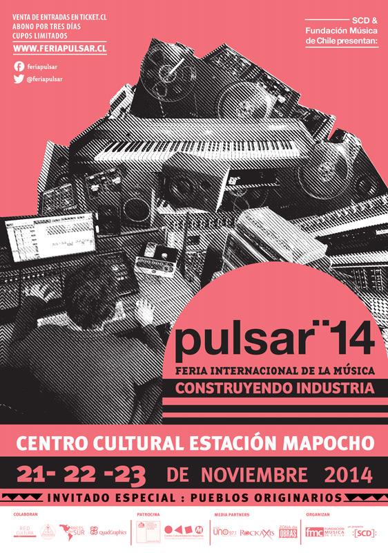 Todo listo para Pulsar 2014