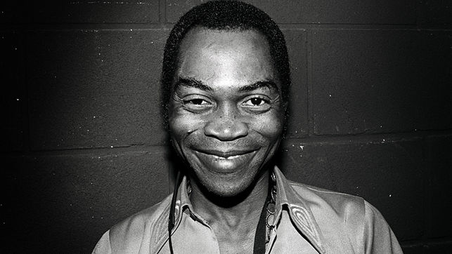 Encontrando a Fela Kuti