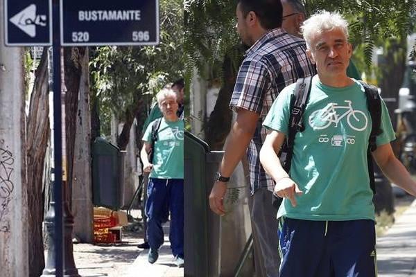 Jorge González y su ACV