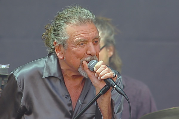Robert Plant: quedar (como) leyenda