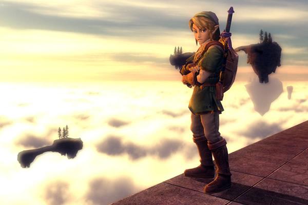 La leyenda sin fin: mil queques para Link
