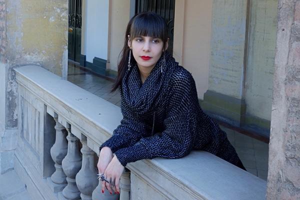 Rebeca F. San Román: «Los libros son mucho más inteligentes que quienes los escribimos»